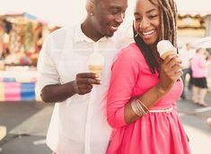 ice cream engagement session pictures king of prussia pa