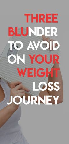 3 Mistake To Avoid on Your Weight Loss Journey Weight Loss Journey, Health, Fashion, Salud, Moda, Health Care, La Mode, Fasion, Healthy