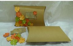 Brown Kraft Pillow Boxes