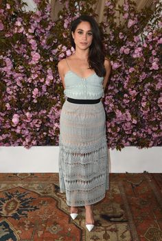 NEW YORK, NY - APRIL 27: Actress Meghan Markle attends Glamour and L'Oreal Paris Celebrate 2016 College Women Of The Year at NoMad Hotel Rooftop on April 27, 2016 in New York City. (Photo by Nicholas Hunt/Getty Images for Glamour) via @AOL_Lifestyle Read more: https://www.aol.com/article/lifestyle/2017/05/17/prince-harry-meghan-markle-westminster-abbey-wedding/22095530/?a_dgi=aolshare_pinterest#fullscreen