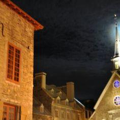 Canada - Arrondissement historique du Vieux-Québec