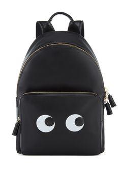 ACCESSORIES | Mini black backpack