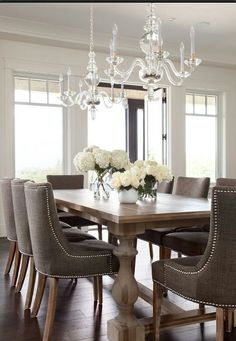 Find your perfect family meals style with dining room inspiration with a bit of something extra. Fine dining or keep it casual.