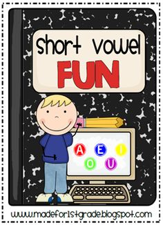 several short vowel activities
