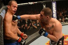UFC 155: Junior Dos Santos (-180) vs Cain Velasquez (+150), going into this rematch, JDS sure looked good being the only fighter who's defeated Velasquez in his career in tremendous fashion via a 1st round KO in UFC on Fox 1. But Cain would assert total dominance over JDS in the rematch, wrestling the champ to the ground and passing defense as he pleased. JDS looked helpless for the full 25-minute 5-round whooping with judges scoring 50-45, 50-43, 50-44 as Velasquez takes his belt back.