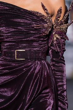 Elie Saab Couture, Fall 2016 - Breathtakingly Beautiful Fall '16 Couture Details…