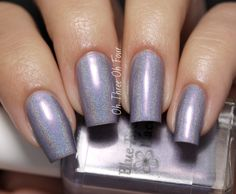 Blue-Eyed Girl Lacquer - Love Makes You Do the Wacky