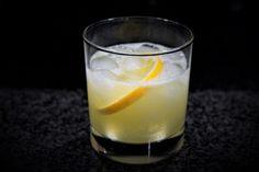 Meyer Lemon Gimlet