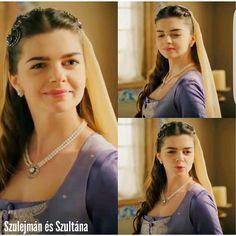 Mihrimah Sultan Suleyman, Turkish Fashion, Ottoman Empire, Costumes, Beauty, Royals, Sun, Women, Princess
