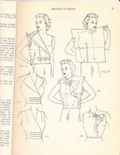 La Couturière Dimanche: 1930s Draping Book