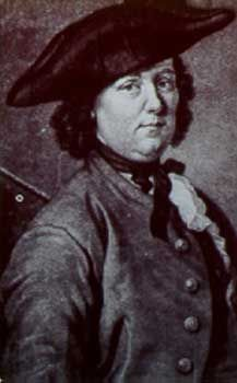 """AN AMAZING WOMAN: James Gray was born Hannah Snell in 1723. After her baby died, her husband deserted her. She began dressing as a man, tracking down her husband who had been executed for murder. So she joined the Royal Marines, and was sent to battle twice. After, she told her story to the newspapers and was granted a military pension. She opened a pub called """"The Female Warrior,"""" remarried and had two children."""