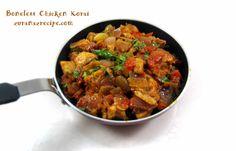 Boneless Chicken Korai   Bangla, Bangladeshi & Bengali Food Recipes