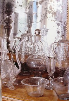 French glass