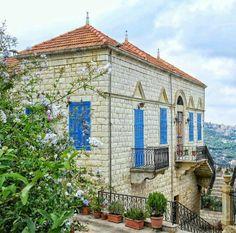 Splendid homes of Lebanon