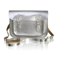 Someday I'll have one of these bags from The Cambridge Satchel Company.