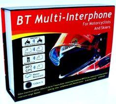 INTERKOM INTERCOM BLUETOOTH NOWY MODEL 2014 VAT 23