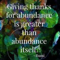 So much YESSSSS....gratitude is EVERYTHING.  #mindfulnessbox #mindfulness #mindful #gratitude #grateful #rumi #consciousness #enlightenment #goodvibes #inspiration #joy #love #loveandlight #mantra #manifest #namaste #om #presentmoment #subscriptionbox #soulfood #connected #onelove #weareone #zen #abundance #belove #spreadlove #peace #spreadpeace by mindfulnessbox
