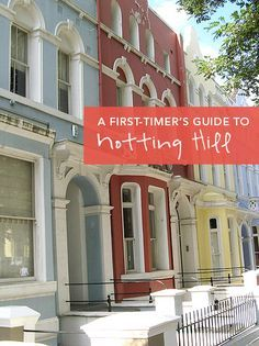 An insider's travel guide to Notting Hill, London
