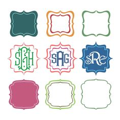 Scallop Cuttable Frame Cut File. Vector, Clipart, Digital Scrapbooking Download, Available in JPEG, PDF, EPS, DXF and SVG. Works with Cricut, Design Space, Sure Cuts A Lot, Make the Cut!, Inkscape, CorelDraw, Adobe Illustrator, Silhouette Cameo, Brother ScanNCut and other softwares.