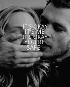 klaroline + quotes - klaus-and-caroline Fan Art