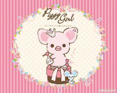 I love San X, especially Piggy Girl & Homekoro