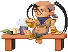 segagenesisevangelion:  Ibuki,Super Gem Fighter Mini Mix