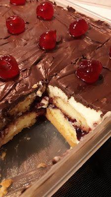 Γλυκό ψυγείου !!! ~ ΜΑΓΕΙΡΙΚΗ ΚΑΙ ΣΥΝΤΑΓΕΣ 2 Cookbook Recipes, Cooking Recipes, Cupcake Cakes, Cupcakes, Icebox Cake, Chocolate Cake, Food And Drink, Pudding, Ethnic Recipes