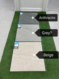 Paving Ideas, Grey And Beige, Bath Mat, Kids Rugs, Garden, Home Decor, Flooring Ideas, Garten, Decoration Home