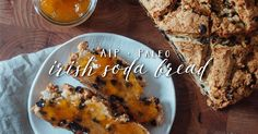 AIP/Paleo Irish Soda Bread: quick and easy and free from most allergens!