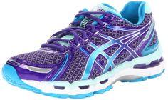 ASICS Women's Gel-Kayano 19 Running Shoe! I want!