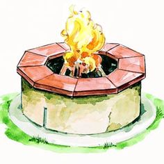 Build Your Own Fire Pit @Brandon Fowler