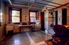 Laundry Room, Glensheen Mansion, Duluth, Minnesota by Amanda Stadther. http://amanda-stadther.artistwebsites.com/