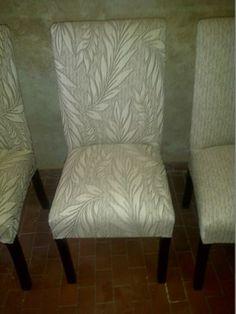 Cadeiras Estofadas Para Sala De Jantar. Direto Da Fábrica!!!