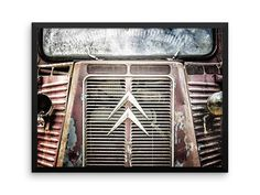 Citroen Type H Photography Print | Automobiles | Vintage Cars | Gifts for Him | Wall Art | Cheap Art Prints | Large Wall Art | Car Poster
