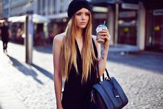 Kristina Bazan, Kayture Blogger. THE BAG TO LIVE WITH