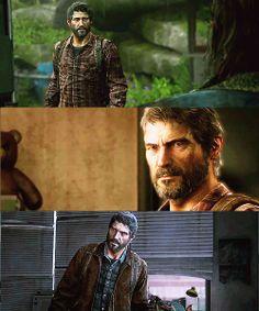 Joel - The Last of Us - Fall