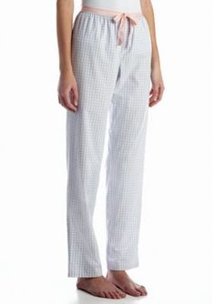 Calvin Klein  Striped Woven Sleep Pant