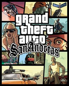 Get ready for your biggest game play yet with Grand Theft Auto: San Andreas Pre-Owned (PlayStation This game is compatible with PlayStation 3 consoles. This game is suitable everyone 17 and up. Grand Theft Auto: San Andreas Pre-Owned PlayStation 3 Gta San Andreas Xbox, San Andreas Game, Playstation 2, Info Board, Batman Arkham City, Batman Arkham Origins, Deutsche Girls, The Lord Of The Rings, Grand Theft Auto 5