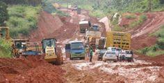 transamazonica - Pouco mais de 10% das estradas brasileiras são asfaltadas