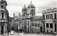 Pelourinho Antigo Bahia