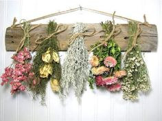 dried flower decor on Esty   Dried Flower Rack, Dried Floral ...