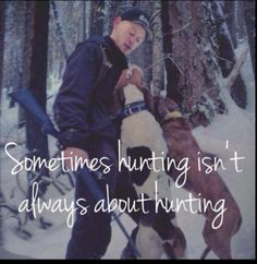 Hound hunting