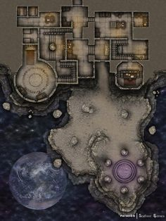 Writing Fantasy, Fantasy Map, Dnd World Map, Pathfinder Maps, Cartographers Guild, L Ascension, Rpg Map, Adventure Map, Dungeon Maps