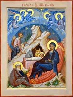 Nativity by Anton & Ekaterina Daineko