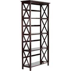 Montego 4-Shelf Bookcase - Bookcases - Bookshelves
