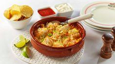 Oppskrift på Fisk med chips og tacosmak