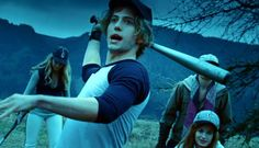 Best Book-to-Screen Moments of The Twilight Saga - Twilight: The baseball scene