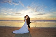 Tomomi and Christian in Imperial Beach, CA