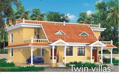 Luxurious 3BHK, Duplex & Row Villas for sale in Nuvem Salcete Goa (WSG-RES319) More Info: http://windowshopgoa.com/villas-bungalows-row-houses-for-sale/319-luxurious-3bhk-duplex-row-villas-for-sale-in-nuvem-salcete-goa