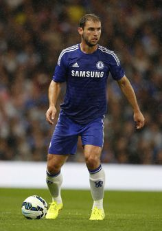 Branislav Ivanovic - Chelsea v Real Sociedad, 12th August 2014